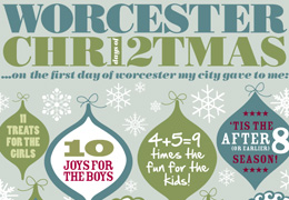 Worcester BID Chr12stmas!!!