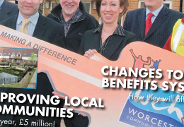 WCH Housing Matters – Spring 2012