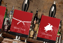 St Georges Brewery rebrand and website