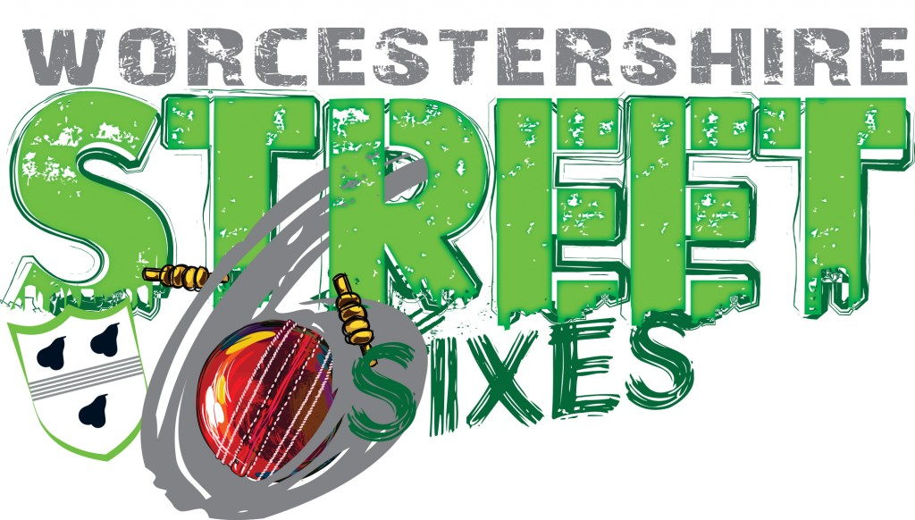 Worcestershire Street Sixes Logo