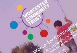 Worcester Community Trust Have a Website to be Proud of